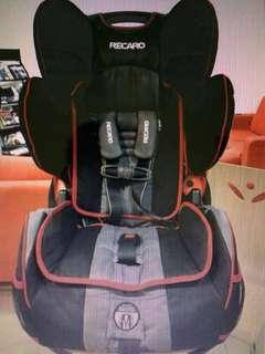 Original Recaro Young Sport Hero Child Seat