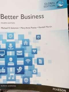 🚚 企業管理概論 Better Business fourth edition