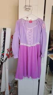 Disney Rapunzel Tokyo Resort pj dress