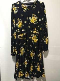 Dorothy Perkins Floral ( used once)