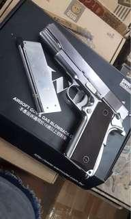 WE 1911 Chrome Airsoft