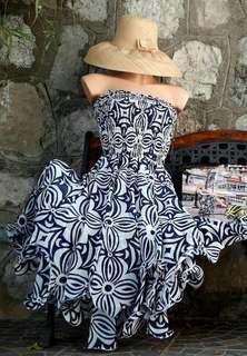 Handmade dress/skirt - 100% Made in Italy 🇮🇹