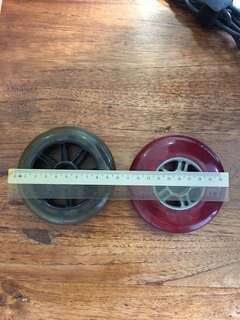Rollerblade wheels