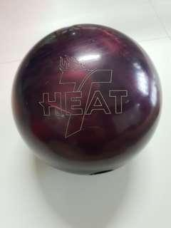 Track Heat (Price Reduced) bowling ball 14lb for sale (not Storm Rotogrip)