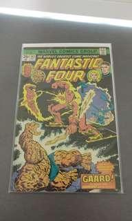 Fantastic Four bronze age comics