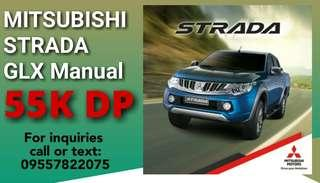 ALL NEW MITSUBISHI STRADA GLX MT