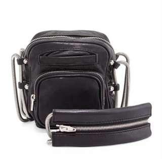 Alexander Wang Brenda Sling Bag Leather