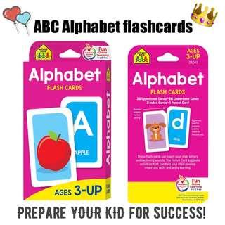 🚚 Flashcard SALE! ABC Alphabet + Numbers