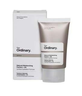 The ordinary natural moisturizing factor 30ml