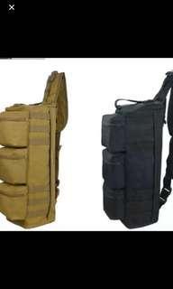 🚚 Tactical Assault Shoulder Backpack Sports Military Crossbody Bag Men Single Shoulder Bag