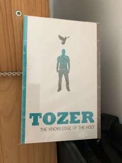 Tozer Knowledge of the Holy