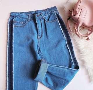 #MauiPhoneX clana jeans tebal