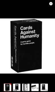 Brand New Cards Against Humanity Card Game
