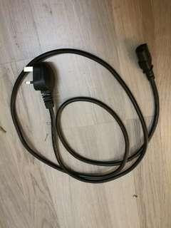 C13 high power Power cord 電源線