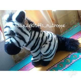 Stuffed Toy- Zebra