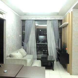 Sewa 2 Kamar Apartemen Salemba Residence