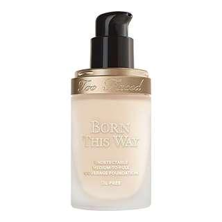 TOO FACED BORN THIS WAY FOUNDATION IN SWAN