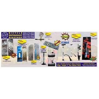 Bike Pump, Bicycle Pump, Bike Hand Pump, Bike Stand Pump, Bike Shock Pump, Bicycle Chain, Bike Chain, Shimano, KMC, Bicycle Enthusiast Bikeshop