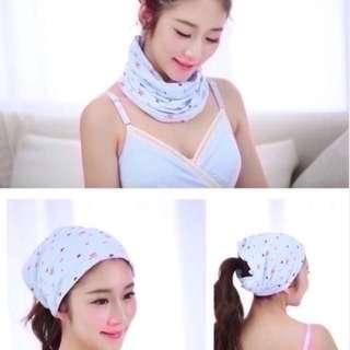 $5 SALE: BN Japan Lacy Head Neck Scarf Bandana (do you see this marked sold? no. then OBVIOUSLY ITS AVAILABLE)