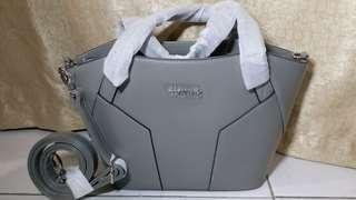 Harrods Constance Grab Bag in Gray