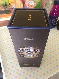 Chivas 18 years gold signature
