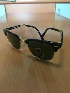 RB CLUBMASTER FOLDING Sunglasses