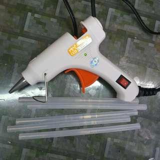熱熔膠槍 Hot melt glue gun