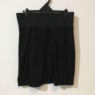 F21 mini skirt - garterized