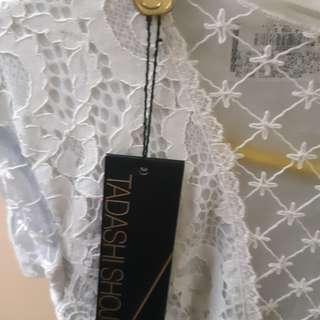 Authentic Tadashi Shoji Long Gown