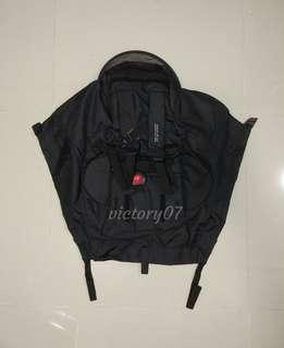 BN Seat Replacement in Black for Yoya Baby Stroller