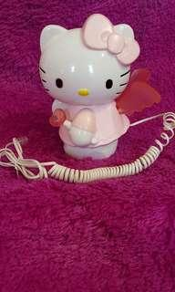 Telepon Hello Kitty Angel Tombol Bawah NEW