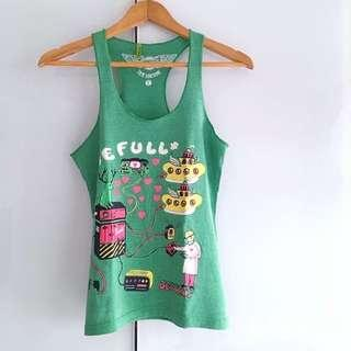 $5 SALE: Vintage Marine Docs Tank Top (do you see this marked sold? no. then OBVIOUSLY ITS AVAILABLE)