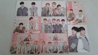 [FULL] BTS UNIT KOREA 4TH MUSTER HAPPY EVER AFTER PHOTOCARD