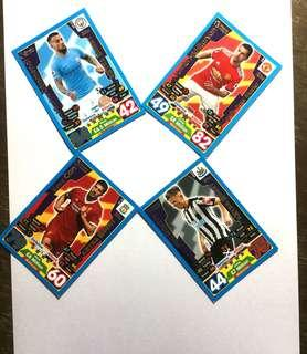 🚚 Match Attax Cards - BRAND NEW. Trading card game