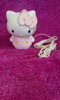 Telepon Hello Kitty Tombol Bawah