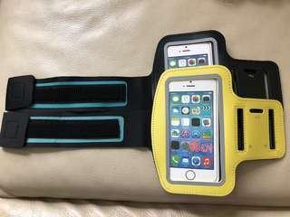 運動型電話套可放Iphone x包郵