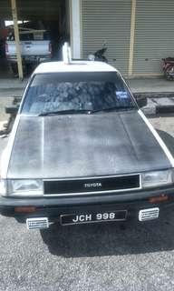Toyota Le Ae80 1984