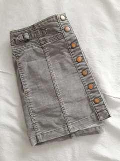 Vintage Gap Corduroy Skirt
