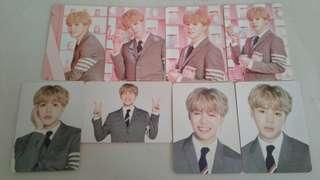 [FULL] BTS JIMIN KOREA 4TH MUSTER HAPPY EVER AFTER PHOTOCARD