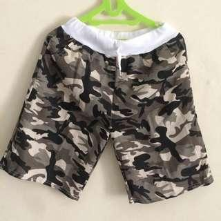 New Army Short