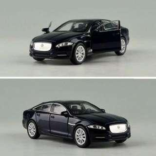 Preorder 1:36 Pullback Diecast Jaguar XF (Black Only)