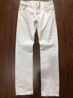 Original Levi's Jeans (White)-511