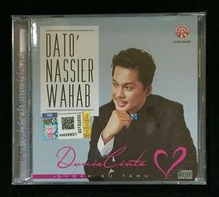Nassier Wahab - Dunia Cinta CD