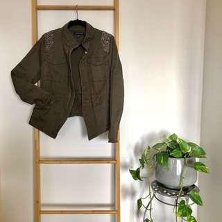 Forever New - Military Jacket