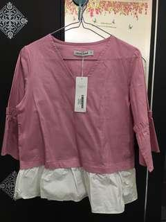 Cotton Ink Pink Peytra Brand New