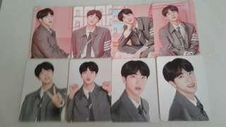 [FULL] BTS JIN KOREA 4TH MUSTER HAPPY EVER AFTER PHOTOCARD