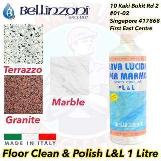 Beinzoni Clean & Polish For Marble & Granite L&L 1 Litre