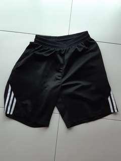 Used lookalike adidas shorts sports gym not nike puma champion