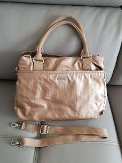 Kipling Rose Gold Handbag