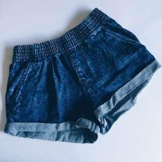 Cotton On Denim Runner Shorts